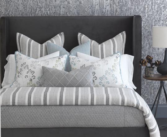 Eastern Accents Custom Designer Bedding At B Burton Custom Decor