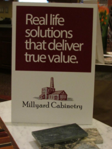 Real life solutions Millyard Cabinetry